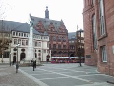 Paulsplatz,  Frankfurt am Main, Germany