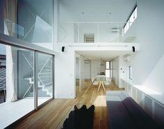 House in Hikarimachi Ⅰ / 光町の住宅 Ⅰ « rhythmdesign