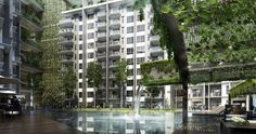 New Condo Univ 360, Sri Serdang, Seri Kembangan - New Condo UNIC360 Place, Seri Kembangan, Taman Sri Serdang – Studio/ Designer suite 2 Bedrooms/ Designer 3 Bedrooms – Size From 487 sf – New Built Mix Development – University UNITEN, UPM approximately 5 minutes to 15 minutes – Foreigner Universiti students are welcome – Monthly Rental From RM1000 Depends on Furnished or unfurnished and types of condominium – 4 minutes to UKM station