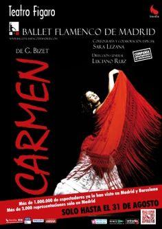 Le Ballet Flamenco de Madrid à Porto-Vecchio