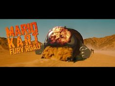 Mario Kart: Fury Road (Trailer)