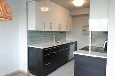 ikea galley kitchen blueprints - Google Search