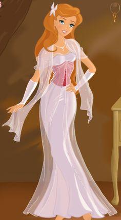 portrait of Giselle