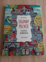Αποτέλεσμα εικόνας για baśnie i legendy polskie nasza księgarnia