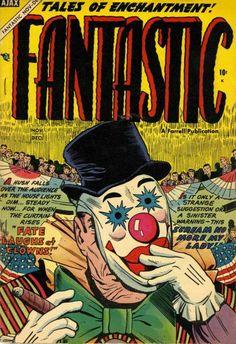 Fantastic Comics 10 (Dec 1954)