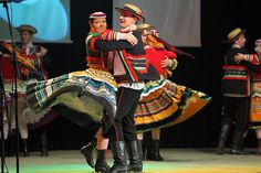 Folk dancing performance in Poland-- http://www.zamosconline.pl/text.php?id=5205