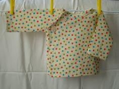 Tutorial: Baby Kimono Top   Cook Clean Craft