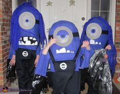 Evil Minion Costumes