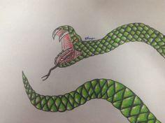 Green Snake   Rareș Neagu on Patreon