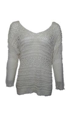 American Rag Off White Sweater