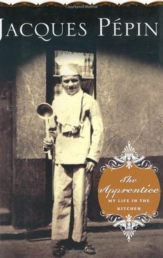 Fantastic book about a great chef...how cooking and being a professional chef at the highest levels influenced his life.