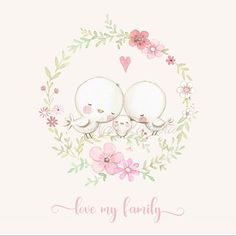 No photo description available. Baby Room Wall Art, Baby Art, Nursery Art, Baby Drawing, Drawing For Kids, Wreath Drawing, Cute Frames, Cute Kawaii Drawings, Baby Scrapbook