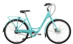 Brodie PAX bike in Seafoam Green