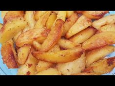 Cartofi la cuptor - YouTube French Toast, Bacon, Good Food, Potatoes, Tasty, Vegetables, Breakfast, Youtube, Diy