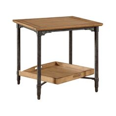Found it at Wayfair - Ember Grove End Table in Khaki