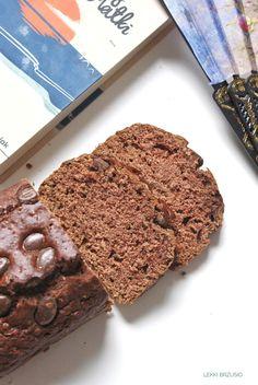 Lekki brzusio.: Kakaowy chlebek cukiniowy bezglutenowy Banana Bread, Food And Drink, Gluten Free, Meals, Cooking, Recipes, Decor Ideas, Diet, Glutenfree