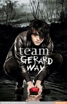 fun fact: he was actually asked to be Edward but refused and wrote a song about it (Vampire Money)