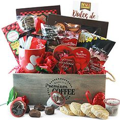 Valentinde's Day 2021 - Gift Basket Ideas What Is Valentines Day, Valentine Gifts, Decadent Chocolate, Small Gifts, Cute Gifts, Gift Baskets, Make Your Own, Basket Ideas, Chocolates