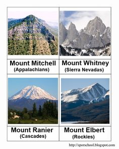 Homeschool Printables 3 part cards, several different subjects Mother Of Divine Grace, 2015 Calendar Printable, Mount Elbert, Mount Whitney, Cc Cycle 3, Blog Planner, 2015 Planner, Education Architecture, Too Cool For School
