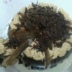 ChocoChips Cake (1 kg) Swank up your party with this delicious chocolate cake.  Know more @ https://cakestudio.in/items/index/ChocoChips-Cake/53367bcf-471c-4ba7-8ce2-17f7adc6fdca/Ajmer#.U1j1vJRs_UI