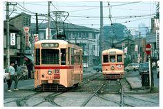 Tokyo City Tramway .#jorgenca