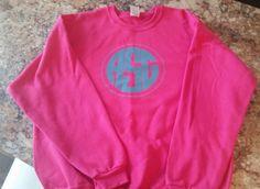 Vinyl Monogram Sweatshirt by SimmonsVinylDesigns on Etsy