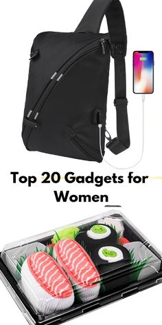 Top 20 Gadgets for W