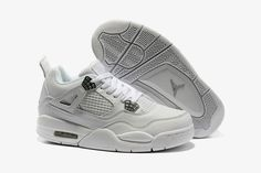 28 mejores imágenes de Air Jordan IV Pure Money | Calzas ...