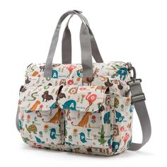 This Fun Diaper bag is the perfect accessory for outings with your baby, colorful and organised giving you loads of space for baby essentials. Baby Essentials, Baby Love, Diaper Bags, Sweet, Accessories, Candy, Mothers Bag, Diaper Bag