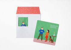 studio couche envelope | coton design