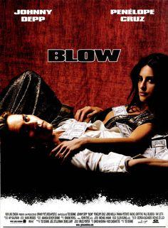 Blow - 2001 - directed by : Ted Demme - cast : Johnny Depp, Penélope Cruz, Franka Potente, Ray Liotta, Rachel Griffiths, Paul Reubens, Jordi Mollá, Ethan Suplee, Tony Amendola, Miguel Sandoval, Nick Cassavetes, Cliff Curtis, Ted Demme