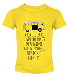 # LittIe Miss 5unshine .  A real loser is somebody that's so afraid of not winning, they don't even try!Limited Edition: you won't find this shirt anywhere but here!our store:https://www.teezily.com/stores/cinefacts