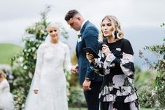 Telling all the stories. Married by Mik. Photography by Jonny Scott. Dresses With Sleeves, Couples, Long Sleeve, Photography, Fashion, Moda, Photograph, Gowns With Sleeves, Fashion Styles