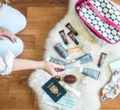 Today on http://ift.tt/1qZydNn I am sharing some of my beauty faves I cannot live without while traveling #rcsgtravels