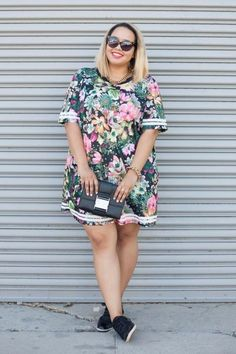 Sporty Dresses - Plus-Size Date Outfits To Slay In - Photos
