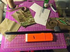 Limey Tactical: Guide to sewing your own pouch - Part 1 - Shopping List