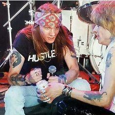 Axl Rose /Guns N' Roses/
