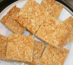 Simpleliving: Rice Bubble Slice !