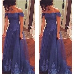 Off the shoulder Real Made Prom Dresses,Evening Gowns,Evening Dress,BG29 from…