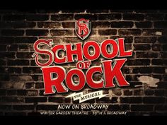SCHOOL OF ROCK: The Musical Trailer