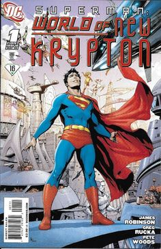 Near Mint - condition, and touch Read More for grading details for this Superman: World of New Krypton comic book, Superman: World of New Krypton by DC comics, and to knock down the total for this Superman: World of New Krypton comic, touch Read More. Superman Book, Superman Family, Superman Comic, Dc Comics, Action Comics 1, Greg Rucka, Midtown Comics, The Dark Knight Trilogy, Comics
