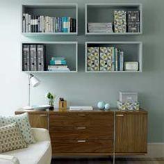decoração com caixotes - Pesquisa Google