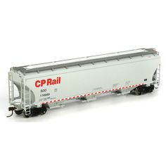 HO RTR Trinity 3-Bay Covered Hopper, CPR #116999 (ATH89429): Athearn Trains