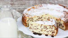 Käsekuchen ohne Boden nach Omas Rezept / Quarkkuchen nach Omas Art