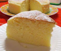 Moje pyszne, łatwe i sprawdzone przepisy :-) : Sernik japoński-bajecznie lekki, piankowy, puszysty-najlepszy :) Japanese cheesecake Cornbread, Vanilla Cake, Sweet Tooth, Tacos, Food And Drink, Sweets, Baking, Ethnic Recipes, Smoothie