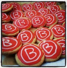 These #BtheChange cookies from @Badger Balm look absolutely delicious <3