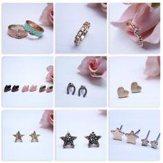 nieuwe ringen en oorbellen www.oohlala.nl