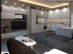 Vedi il mio progetto @Behance: u201cRestyling Apartment in Modenau201d https://www.behance.net/gallery/51257799/Restyling-Apartment-in-Modena