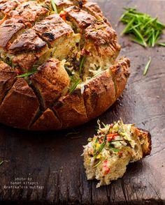 Sürprizli Ekmek Tarifi