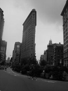 NYC - Flatiron #ridecolorfully